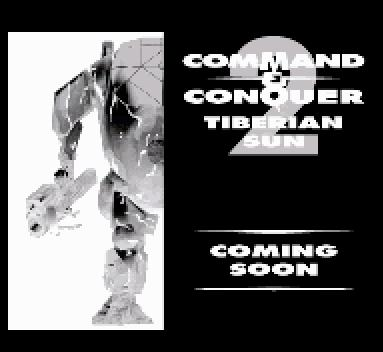 Command & Conquer 2 – Tiberian Sun – Coming soon
