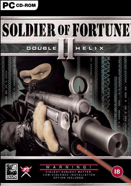 Soldier of Fortune 2 – Double Helix Packshot
