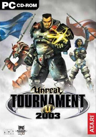 Unreal Tournament 2003 Box